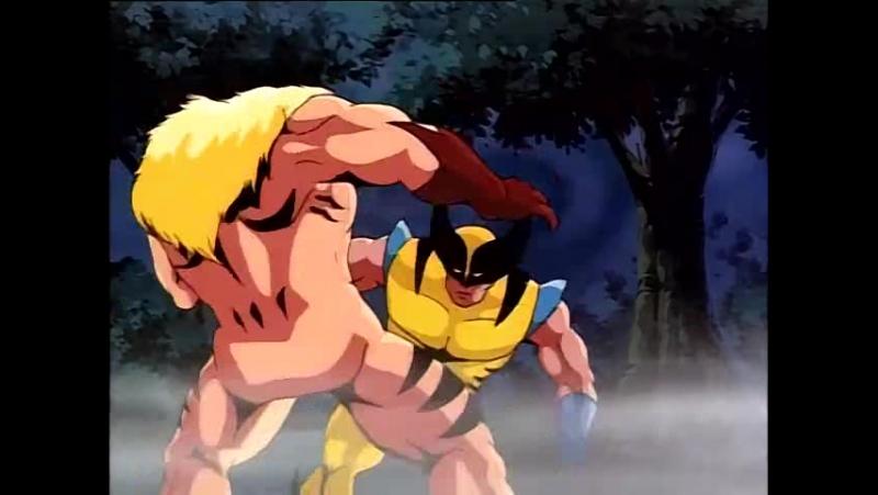 Люди Икс (4 сезон .16 серия) 1992