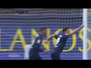 GOL: Villarreal 0 - 1 Malaga / Charles www.HDmacozeti.co
