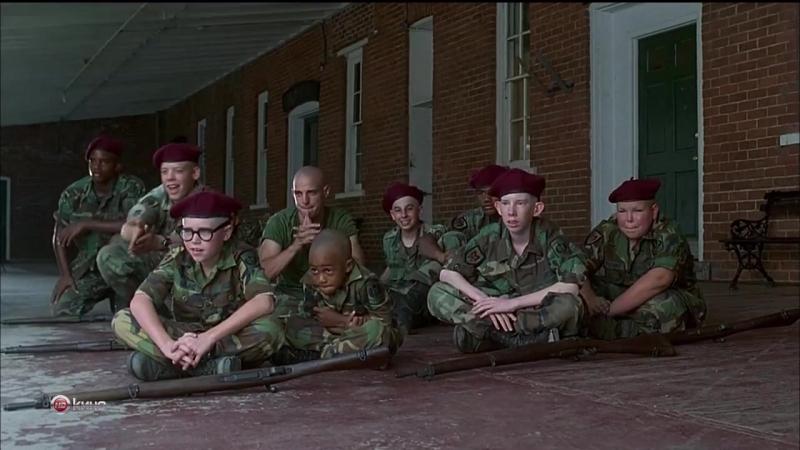 Майор Пэйн / Major Payne (1995) vk.com/best_fresh_films