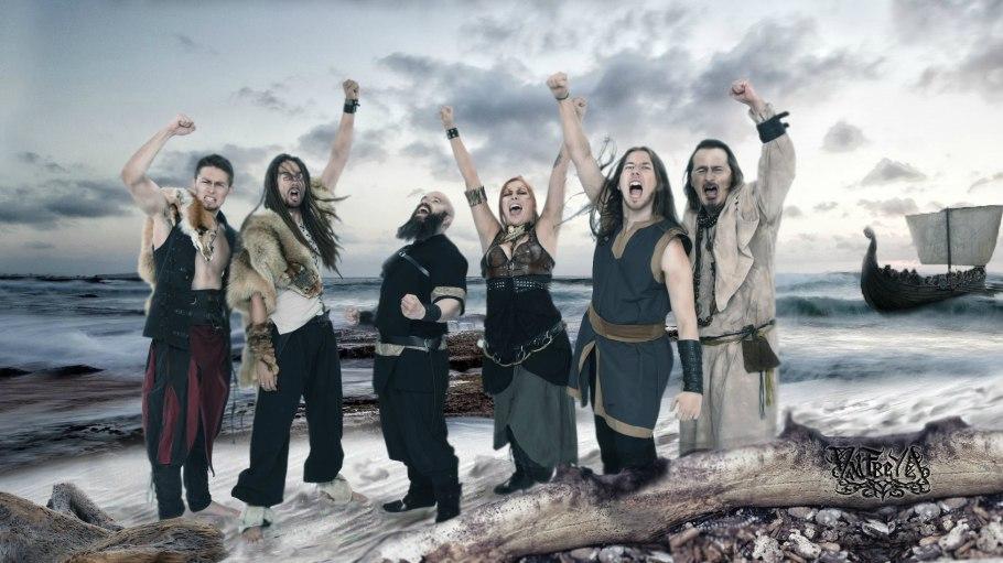 Новый альбом от канадских викинг-металлистов Valfreya