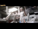 Detroit- Become Human - Project Kara (Русская озвучка)  Quantic Dream tech demo