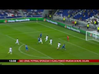 Lyon - Dinamo (Z) 3-0, sazetak i izjave, 14.09.2016. HD