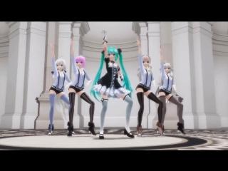 ★【 MMD ~ Vokaloid 】☆