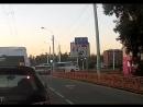 Авария с маршруткой №2 в Иркутске 9.09.16 Пискунова Байкальская