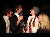 HARRY POTTER Tonight Tonight - Hot Chelle Rae Music Video (Slytherin Night)