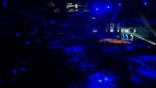 Золотой Граммофон 2016 стюардессы Аэрофлота