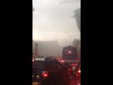 Ураган в Москве, 29.05.2017.