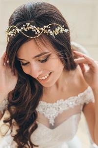 Украшения свадебные в волосы екатеринбург