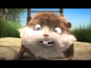 🐲Смешные мультики про хомяка 👽🐲Cool animated cartoon
