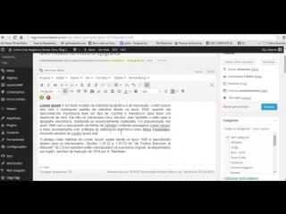 Como colocar vídeo do YouTube no seu blog