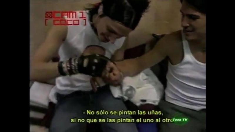 Rebelde Way / Мятежный дух / Erreway - Маникюр