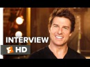 Jack Reacher Never Go Back Interview - Tom Cruise 2016 - Action Movie