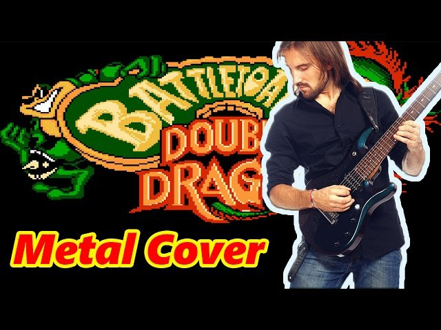 Battletoads & Double Dragon OST (Metal Medley Cover!) NES/Genesis (Dendy/Sega)