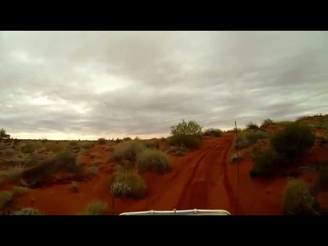 Video 352 - Simpson Desert - French Line from the Colson Track