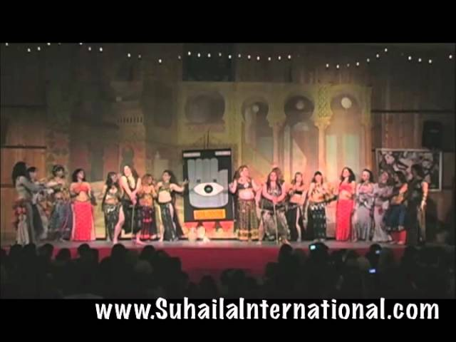 Suhaila Salimpour Bal Anat, Tribal Fest 12 (May 2012)