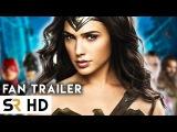 Justice League New Trailer (2017) -  Unite The Seven (Fan Trailer)