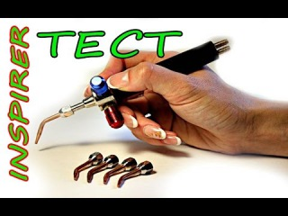 как сделать мини горелку своими руками /how to make a mini torch