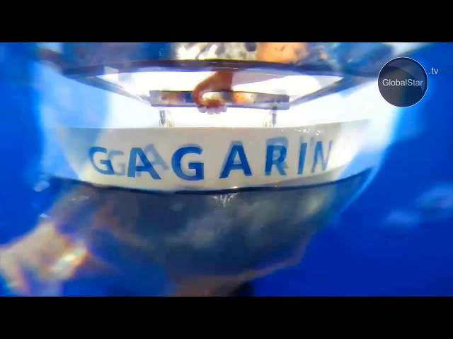 GLOBAL STAR TV NAUTICA 064 КОМАНДА GAGARIN НА ROLEX MIDDLE SEA RACE 2015