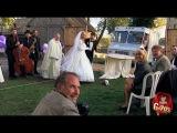 Real Life Wedding Crasher Gag