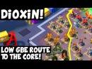 Dioxin Solo! Low GBE Route to the Core! ✦ Brick! ✦ Massive Attack ✦ Boom Beach