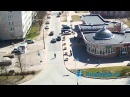 Спорное ДТП в Кингисеппе кто виновник Видео момента удара на 1-Линии с веб-камеры. KINGISEPP