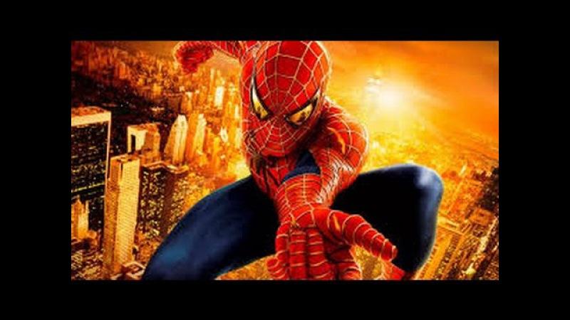 Мультфильм «Человек паук» 1-13 серии = Cartoon Spider-Man series 1-13 series.