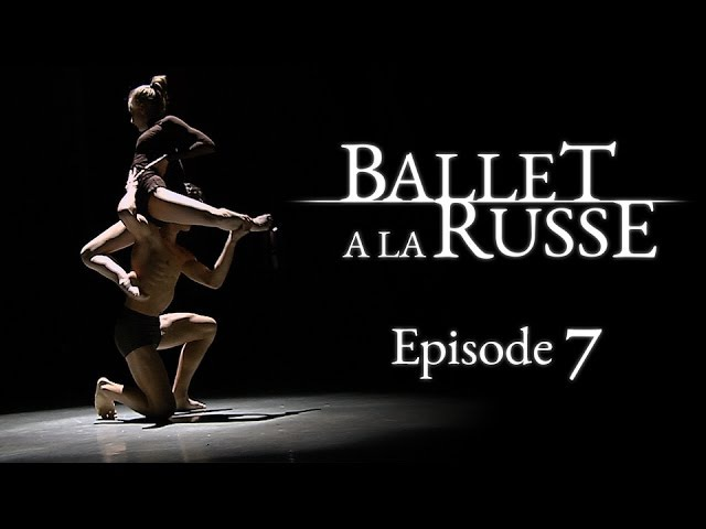 Ballet a la Russe E7 Taking on top talent at the Arabesque international ballet competition