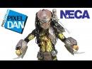 AVP Temple Guard Predator NECA Toys Series 15 Figure Video Review