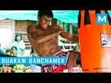 Buakaw Banchamek Hardcore Muay Thai Training  Muscle Madness buakaw banchamek hardcore muay thai training  muscle madness