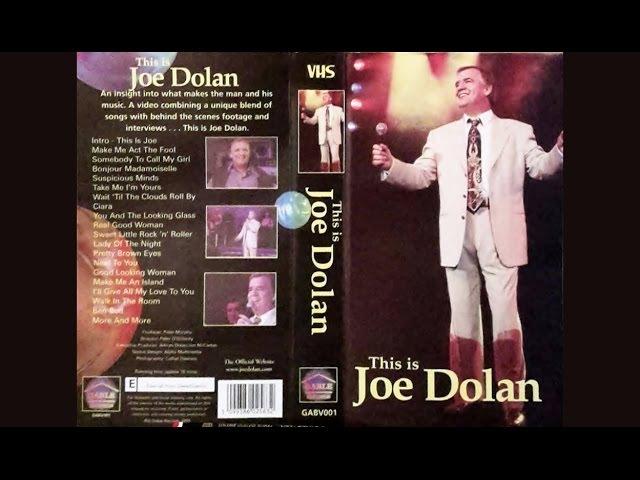JOE DOLAN - This Is Joe Dolan (Concert 1995)