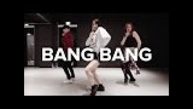 Bang Bang - Jessie J ft. Ariana Grande, Nicki Minaj / Beginners Class