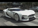 Citroen GT start up HUGE sounds