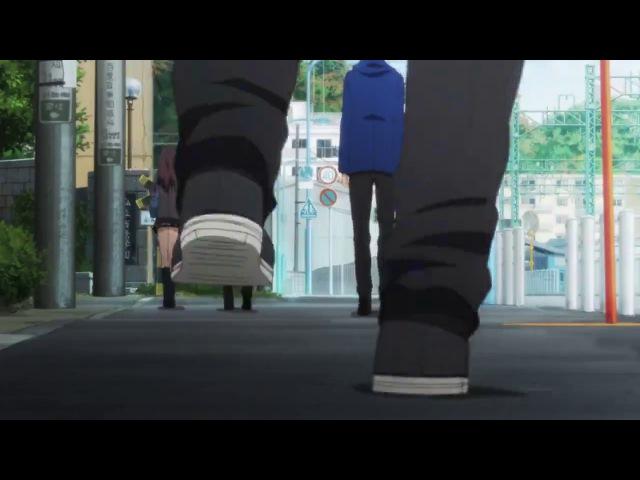 12 - Девушки, покоряющие новые горизонты 12 / Shoujo-tachi wa Kouya wo Mezasu 12 русская озвучка