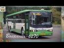 Транспорт в России. Автобус Волжанин-6270 | Transport in Russia. Volzhanin-6270