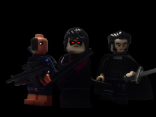 Lego Batman:Gotham episode 2|Лего Бэтмен:Готэм серия 2