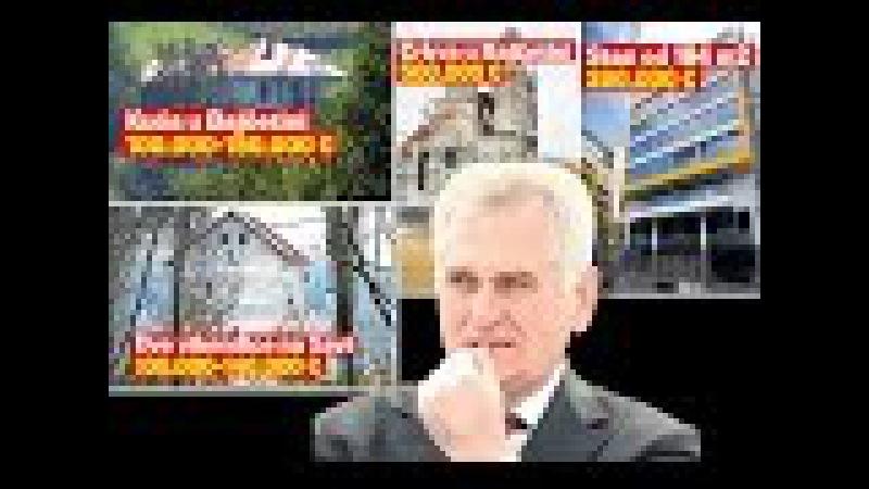 Vojislav Seselj Nikolic se obogatio 1000000 i 1000000 evra 08 2016