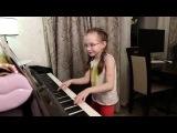 Круче всех (cover Open Kids ft. Quest Pistols Show) - Виктория Викторовна 8 лет)))