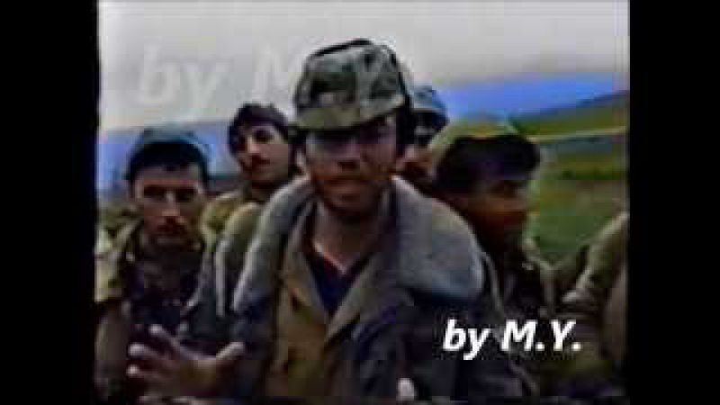 08.08.1992 - Gedebey batalyonu Baskendin ermenilerden azad edilmesi (tam)