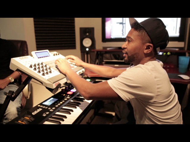 Nard B x Zaytoven - Trench Cook Up Ep 4 (ft. Cassius Jay XL)   (Beat Making)