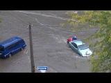 Обычный дождь в Одессе превратился в потом (8.10)