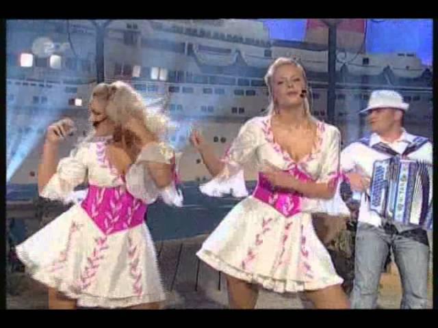 Atomik Harmonik - Turbo Polka (ZDF Sommerhitfestival)