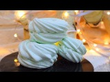 Лаймовый зефир Key lime Marshmallows