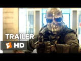 Marauders Official Trailer #1 (2016) - Bruce Willis, Christopher Meloni Movie HD
