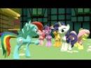 Мой маленький пони ПРИКОЛ Май Литл Пони! ДЕНЬ РЭЙНБОУ ДЭШ!