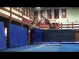 Gopher Men's Gymnastics 2017 Promo