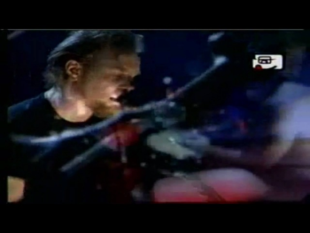 Metallica - Turn the Page Live At New York City in 1998