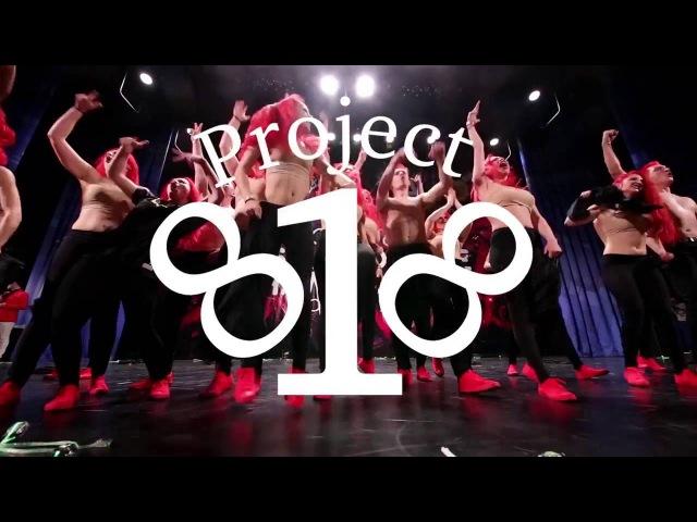 TUEVA HUCHA ★1ST PLACE JAZZ FUNK ★IGOR NASTOBURSKIY★Project818 DANCE CONTEST
