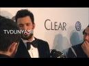 Barış Arduç GQClearMen Ödül Töreni'nde Röportajı