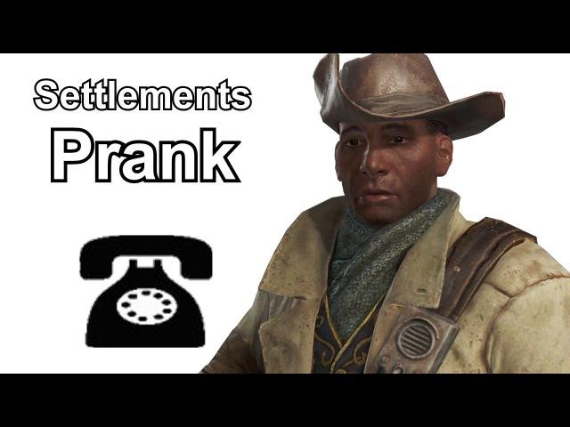 Preston Garvey Calls Social Services - Fallout 4 Prank Call
