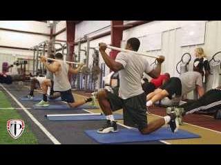 TEST Football Academy - NFL Combine Training 2014 [720p HD] GO PRO